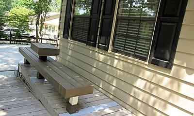 Patio / Deck, 2254 Post Oak Dr, 1