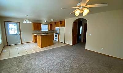 Living Room, 1454 N Fulbright Ave, 1