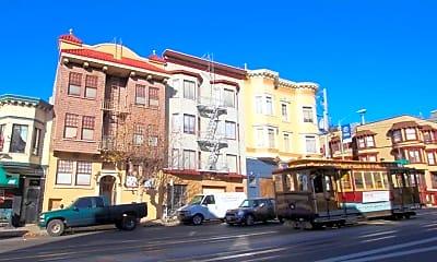 Building, 1520 California St, 1