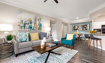 Living Room, Verona at Boynton Beach, 1