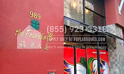 989 Franklin Street 501, 2