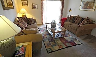 Living Room, Chelsea Commons, 1