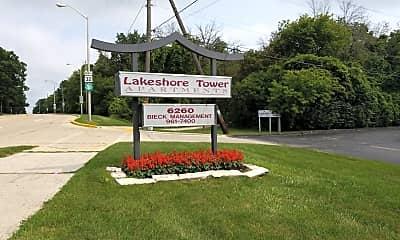 Lakeshore Tower, 1