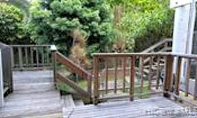 Patio / Deck, 44-109 Puuohalai Pl, 0
