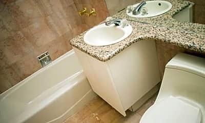 Bathroom, 106 Fulton St, 2