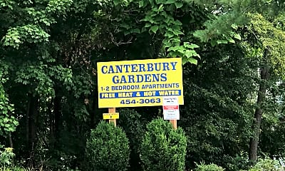 Canterbury Gardens, 1