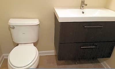 Bathroom, 1242 Columbia Rd NW, 2