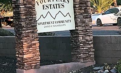 Four Peaks Estates, 1