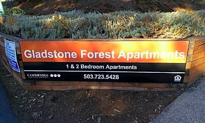 Gladstone Forest, 1