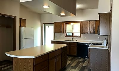Kitchen, 1115 E Brownell St, 1