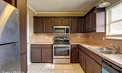 Kitchen, 5825 Skylark Dr, 1