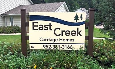 East Creek Carriage Homes, 1