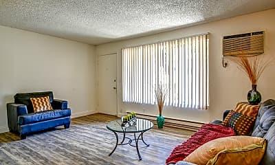 Living Room, Almaden Terrace, 1