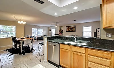 Kitchen, 6807 S Himes Ave, 2