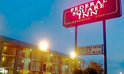 Federal Square Inn & Extended Stay, 0