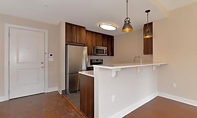 Kitchen, 100 Marshall St 314, 1