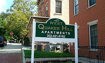 West Quaker Hill Apartments, 1