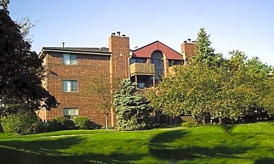 Building, Firethorne Apartments, 0