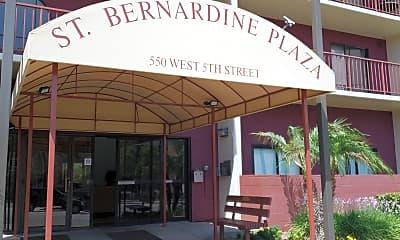 St. Bernardine Plaza, 1