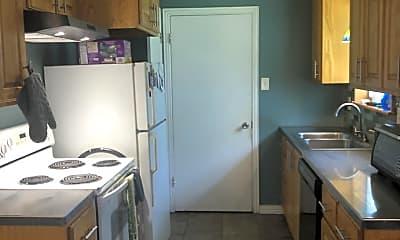 Kitchen, 1824 Emery St, 1