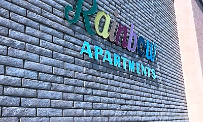 Rainbow Apartments, 1