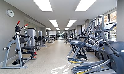 Fitness Weight Room, 310 East 75th Street, 2