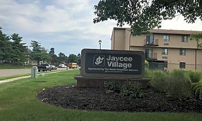 Jaycee Village Apartments, 1