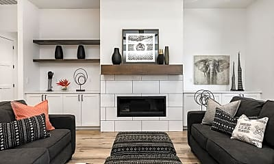 Living Room, 3819 W Crossley Dr, 1