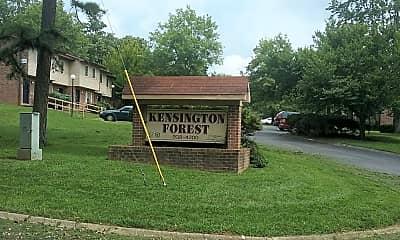 Kensington Forest Apartments, 1