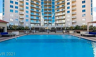 Pool, 200 W Sahara Ave 906, 2