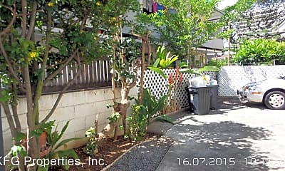 Patio / Deck, 1607 Makiki St, 0