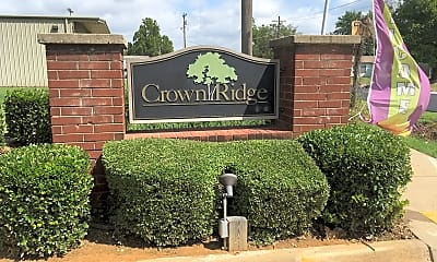 Crown Ridge of Fort Smith, 1
