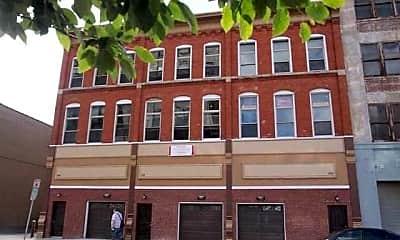 Building, Washington Townhomes, 0