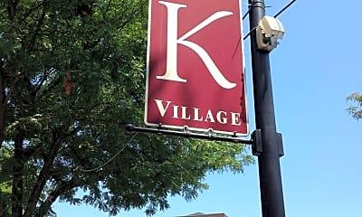 Community Signage, 270 N Keswick Ave, 1