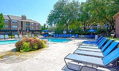 Pool, Towne Lake Village, 0