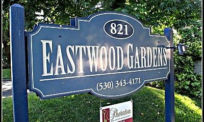 Community Signage, 821 W East Ave, 1