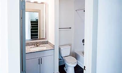 Bathroom, 901 N Zang Blvd 205, 2