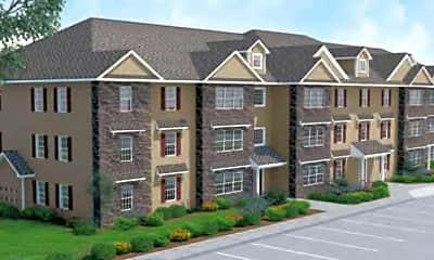 Building, Lion Heart Residences, 0