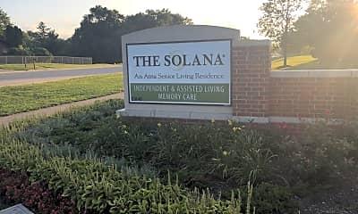 The Solana Deer Park, 1