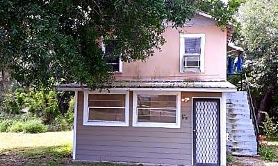 Building, 414 1/2 S Miami St, 0