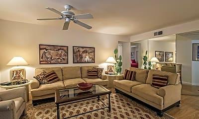 Living Room, 5213 N 24th St 103, 0