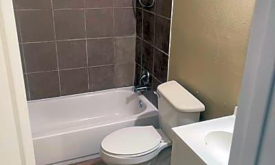 Bathroom, 8013 Brevard Ave, 2