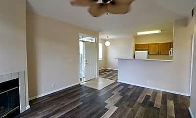 Living Room, 8500 E Jefferson Ave, 0