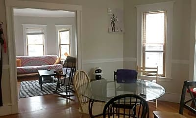 Dining Room, 8 Douglass St, 1