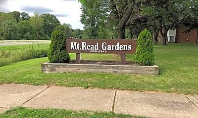 Mt Read Garden Apartments, 1