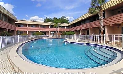 Pool, 2507 Country Club Dr, 1