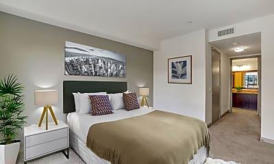 Bedroom, White Magnolia - Luxury 2 Bedroom Apartments, 1