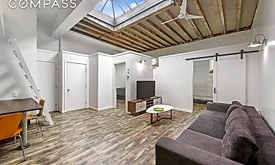 Living Room, 140 2nd St 3-A, 0