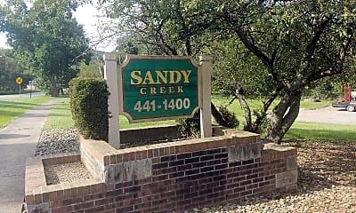 Sandy Creek Apartments, 1