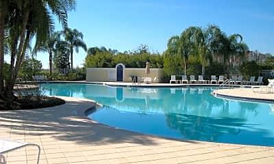 Pool, 11827 Barletta Dr, 1